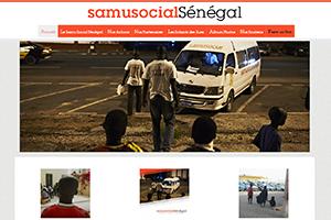 Samu Social Sénégal - ONG à Dakar, PFS Concept - Dépannage PC Formation domicile informatique Sites web Toulon Mourillon