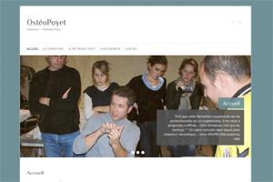 OstéoPoyet - Ostéopathe Méthode Poyet Toulon, sites web depannage PC ordinateur formation domicile informatique toulon mourillon