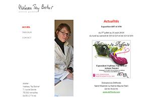 Ysabeau Tay Botner, Artiste peintre, PFS Concept - Dépannage PC Formation domicile informatique Sites web Toulon Mourillon