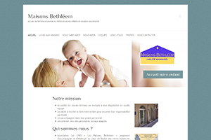 Maisons Bethléem, sites web depannage PC ordinateur formation informatique toulon mourillon