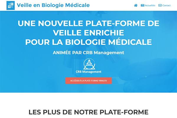 Veille en Biologie Médicale, PFS Concept - Dépannage PC Formation domicile informatique Sites web Toulon Mourillon